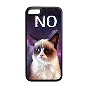 fashion case 6 4.7 cell phone case covers, Grumpy Cat Hard TPU Rubber Cover case cover for iPhone OQ0OWwoA4du 6 4.7