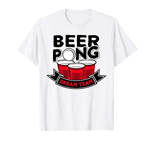 Beer Pong Champion Costume Master Champ Legend T Shirt World]()