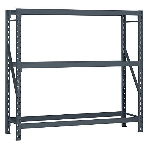 Edsal ERU603672A E-RACK Bulk Storage Rack without Decking, A