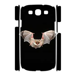 Best-Diy CHSY case cover DIY Design Eif Bat Pattern k2hzhvF2oiI cell phone case cover For Samsung Galaxy S3 I9300