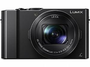 "Panasonic LUMIX DMC-LX10K Camera, 20.1 Megapixel 1"" Sensor, 3X 24-72mm F/1.4-2.8 LEICA DC Lens"