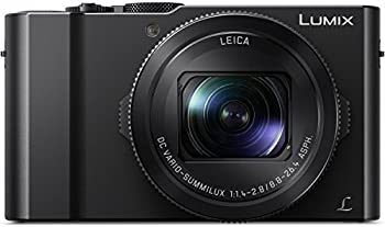 Panasonic DMC-LX10K 20.1MP 4K UHD Digital Camera + $80 GC