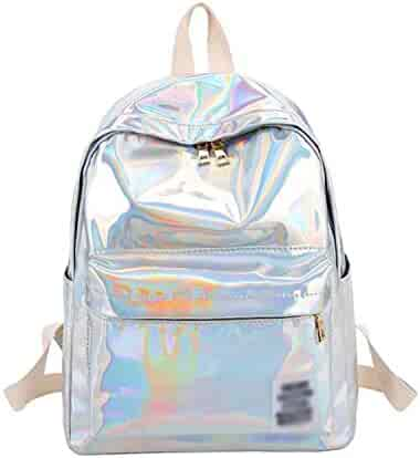1e08d9167269 Shopping Clear or Silvers - Leather - Backpacks - Luggage & Travel ...
