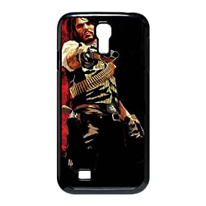 Red Dead Redemption Samsung Galaxy S4 9500 Cell Phone Case Black gift PJZ003-7547143