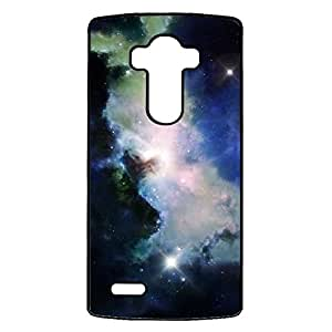 LG G4 Phone Case for Girls Star Sky Phone Case Hard Plastic Personality Print Case with Star Sky Logo