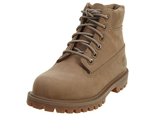 Timberland Infants 6 inch Premium Waterproof Boots 11.5 Tan Gopher ()