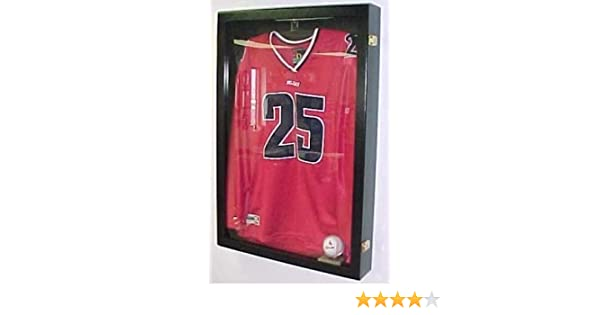 Amazon.com : Jersey Display Case P302BJ : Sports Related Display ...