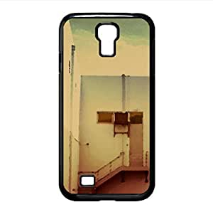 Emergency Exit Watercolor style Cover Samsung Galaxy S4 I9500 Case