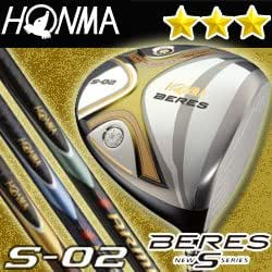 Amazon.com: Honma Golf Japón Beres S-02 Conductor 10 Deg ...