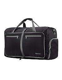 395987d60d Gonex 60L Foldable Travel Duffel Bag for Luggage
