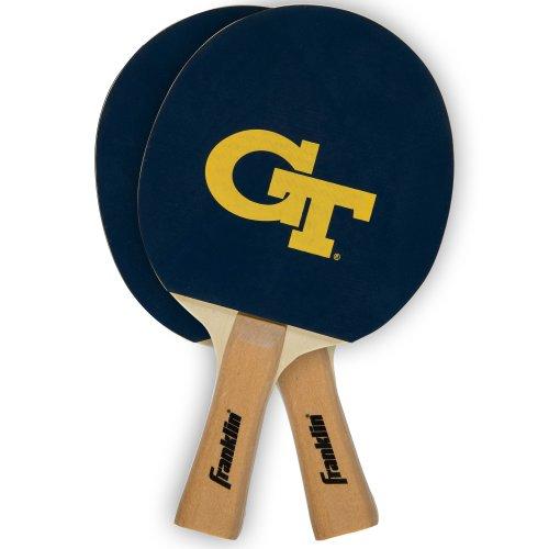 - Franklin Sports NCAA Georgia Tech Collegiate Table Tennis Paddle Set