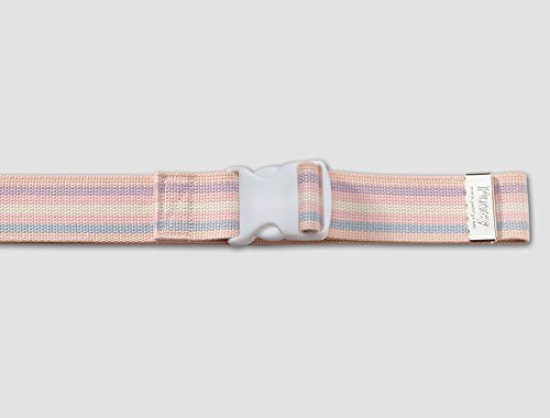 Posey 6531L Pastel Bouquet Gait Belt with Nickel Buckle, 71' 71 Inventory Management Services - BISS