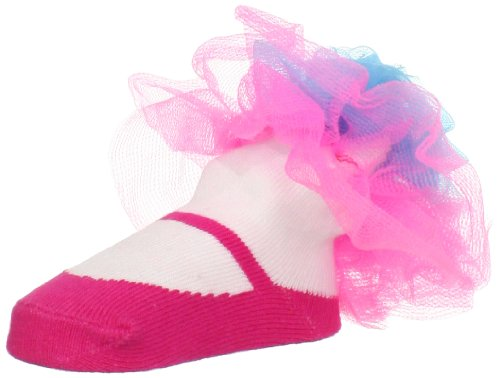 Mud Pie Tiny Dancer Baby-girls Infant Chiffon Socks