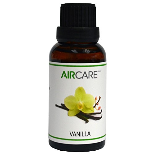 Price comparison product image AirCare EOVAN30 Vanilla Essential Oil for use Aurora Ultrasonic Humidifier or for Other Aromatherapy Usage-1 oz. Bottle