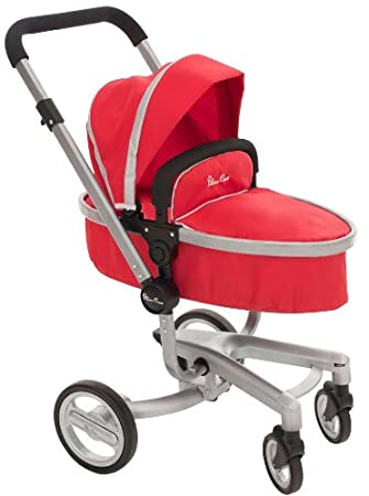 Silver Cross Surf Dolls Pram Poppy Red Amazon Toys Games