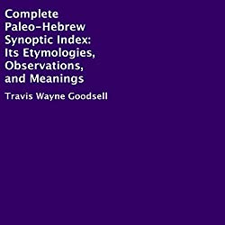 Complete Paleo-Hebrew Synoptic Index