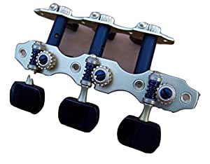 Rubner Classical Guitar Tuning Machines-with Anti-Friction Bearings upgrade