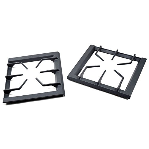 Jenn-Air 12001428 Range Surface Burner Grate Set, 2-piece Genuine Original Equipment Manufacturer (OEM) part (2 Piece Burner)