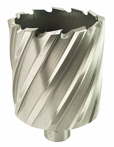 Steel Dragon Tools 2-3/8'' x 2'' High Speed Steel Annular Cutter with 3/4'' Weldon Shank by Steel Dragon Tools