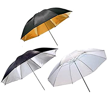 Photography Situation 33 Inches White Professional Translucent Soft Umbrella Multi-Disc Light Reflector Soft Panel For Photo And Video Studio Shooting Photography Umbrella Outdoor Lighting
