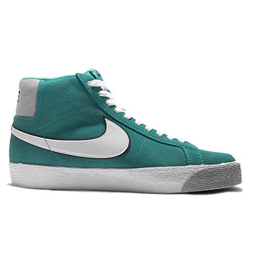 Nike Blazer SB Premium SE QS, Zapatillas de Skateboarding para Hombre, Verde, 44 1/2 EU