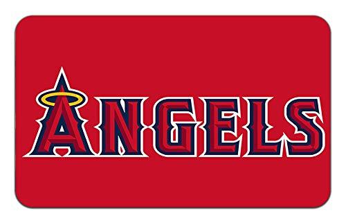 (Anaheim Angels MLB Major League Baseball Stylish Playmat Mousepad (24 x 14) Inches [MP] Anaheim)