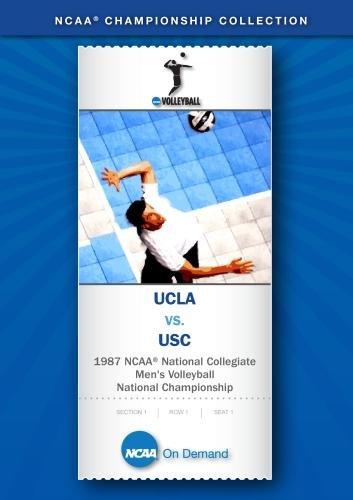 UPC 883629293554, 1987 NCAA(r) National Collegiate Men's Volleyball National Championship - UCLA vs. USC