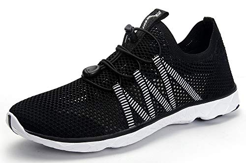83e7227cea8a SUOKENI Men s Quick Drying Slip On Water Shoes for Beach or Water Sports