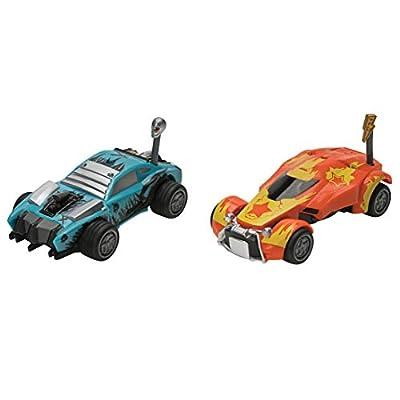 Rocket League Battle-Car Mystery Garages Series 1 2-Pack: Toys & Games