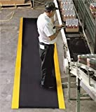 DSS Bubble Sof-Tred Anti-Fatigue Mats-Roll (2' x 60' Roll Black)