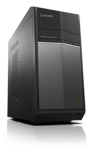 Lenovo Ideacentre 710-25ISH High Performance Gaming Desktop | Intel 2.7GHz i5-6400 Quad-Core | NVIDIA GeForce GTX 730 | 8GB RAM | 1TB + 8GB SSHD | USB keyboard & mouse | Windows 10 by Lenovo (Image #3)