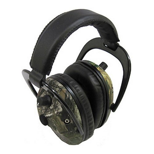 Pro Ears - Predator  Gold - Hearing Protection and Amplfication - NRR 26 - Contoured Ear Muffs -...