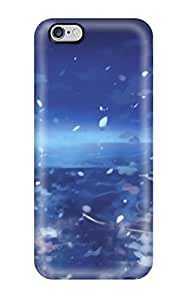 Hot New Women Blue Touhou Yakumo Yukari Umbrellas Skyscapes Reflections Games Shino Eefy Case Cover For Iphone 6 Plus With Perfect Design