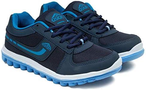 ASIAN Women's Cute Blue Running Shoes,Walking Shoes UK-7