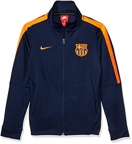 767724accf Nike FC Barcelona Franchise Authentic Jacket-869253-451 Chaqueta para Niños