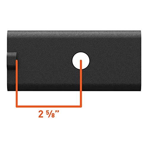 - Curt Manufacturing CURT 45405 Trailer Hitch Adapter (Fits 2-1/2