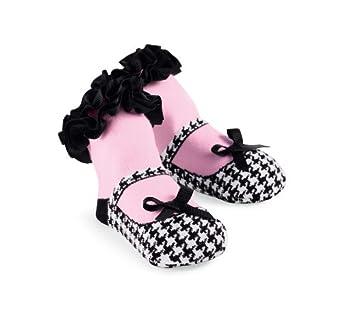 Mud Pie Princess Blair Pink Sock