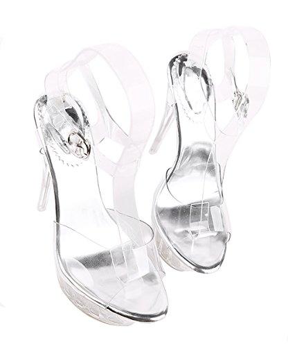 NIUERTE NIUERTEWife - Zapatilla Baja Mujer cristal