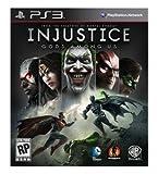 PS3 INJUSTICE GODS AMONG US by WHG