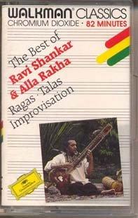 The Best of Ravi Shankar & Alla Rakha: Ragas Talas Improvisation