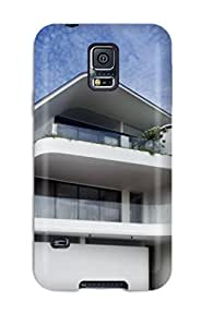 For RHVnvzF7752ScToH Architecture Houses Protective Case Cover Skin/galaxy S5 Case Cover