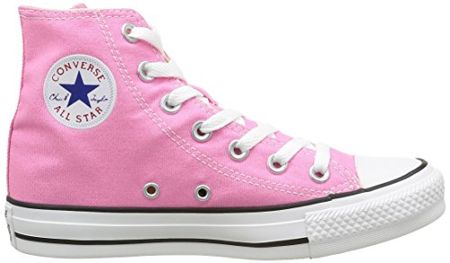 Star Style Casual Unisex Taylor Uppers Pink Chuck and Sneakers Converse Durable High All Classic Canvas Top in Color and wIf4Pq