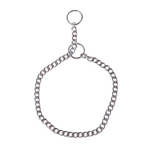 Heavy Duty Snake Chain Chrome Plated Metal Iron Dog Chain...