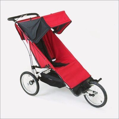 Baby Jogger Performance Series Freedom Baby Stroller , Red -