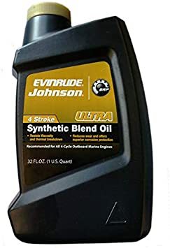 Amazon.com: Johnson/Evinrude Ultra 4stroke Aceite 32oz ...