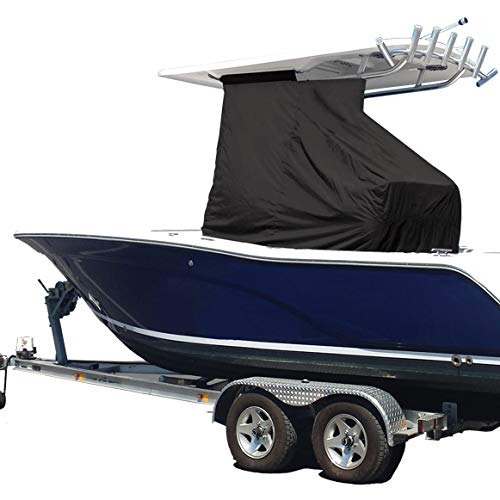 Oceansouth Center Console T-TOP Cover Black Width 47
