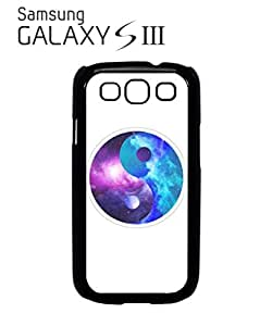 Ying Yang Galaxy Tumblr Mobile Cell Phone Case Samsung Galaxy S3 White
