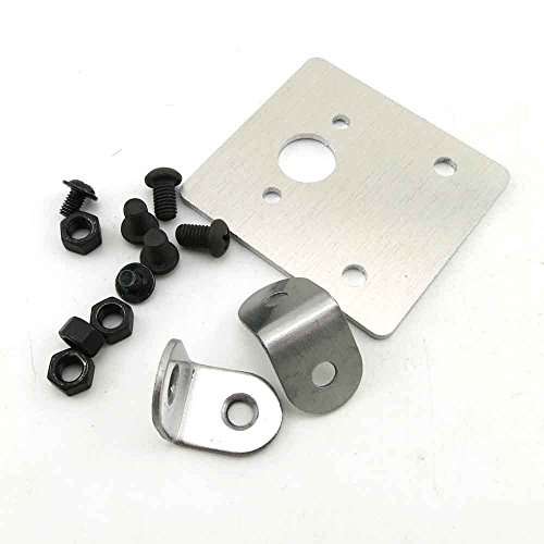 Alloy Motor Mount for 545 550 540 Motor Mounting Bracket RC Boat RC Car RC#1006 (Car 1006)