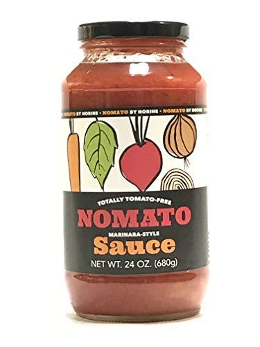 Nomato Sauce - Original Tomato Free Marinara Sauce (24 oz) (Best Tomato Pasta Sauce Brand)