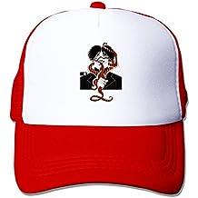 Oldeuboi Vengeance Trilogy Snapback Cool Hat Hip-Hop Red